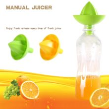 Mini Lemon Squeezer Juicer Manual Non-toxic Material