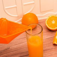 Mini Manual Boat Juicer Orange daily supplies household products health and beauty personal care products