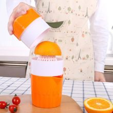 Portable Manual Citrus Juicer Machine