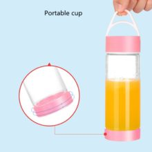 Household Hand Blender mixer Mini Juicer USB Rechargeable