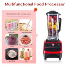 TINTON LIFE Home Professional Power Mixer Juicer