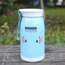 Creative cartoon animal plastic bottle my drink bottle 480ml Plastic water shaker bouteille plastic water bottle Student cute